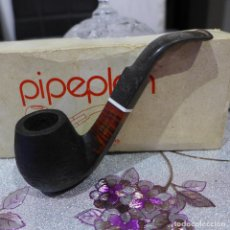 Pipas de fumar: PIPA MCINTOSH ROYAL BLACK. Lote 219918956