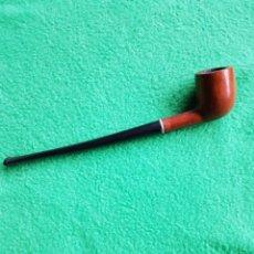 Pipas de fumar: PIPA ANTIGUA FABULOSA BRUYERE BOQUILLA LARGA OPORTUNIDAD COLECCIONISTAS. Lote 221932583