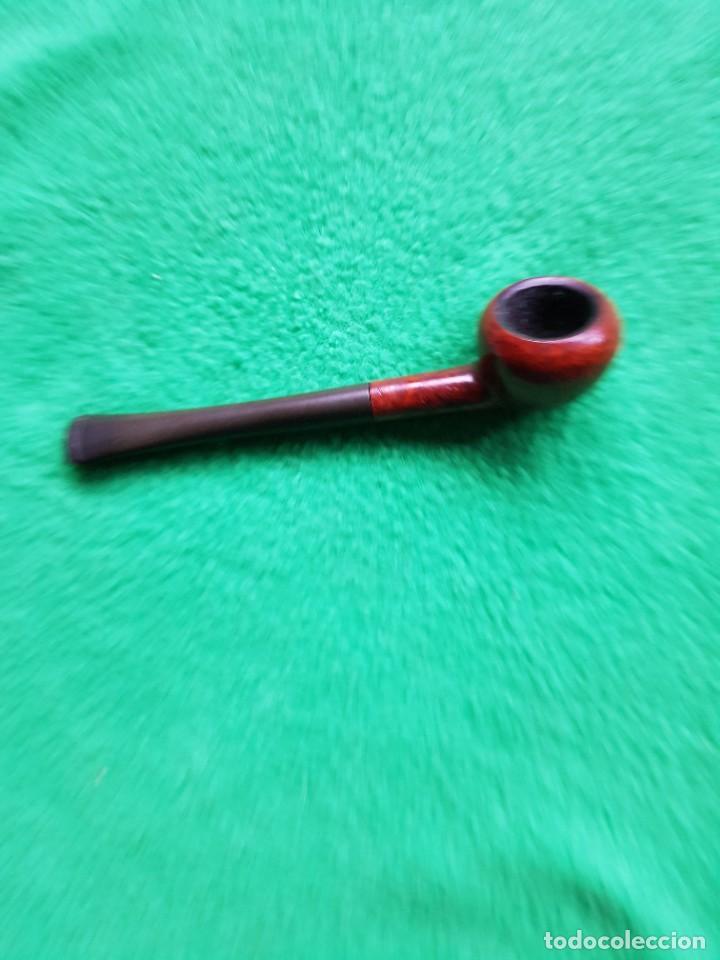 Pipas de fumar: PIPA DR.PLUMBS EXQUISITA PIEZA DE DAMA? OPORTUNIDAD COLECCIONISTAS - Foto 5 - 221933253