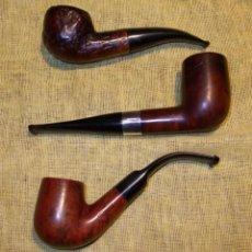 Pipas de fumar: LOTE PIPAS VINTAGE. Lote 225856595