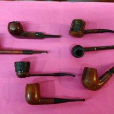 Pipe per fumare: LOTE DE PIPAS FUMADOR. Lote 230159740