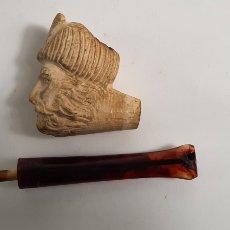 Pipas de fumar: PIPA EN ESPUMA DE MAR. PRINCIPIOS S.XX.. Lote 230378875