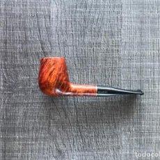 Pipes: PIPA RECTA LARSEN COGNAC.. Lote 234441950