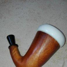 Pipas de fumar: PIPA SHERLOCK HOLMES. Lote 236922795