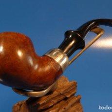 Pipas de fumar: PIPA K&P PETERSON'S USADA, RESTAURADA. P120150. Lote 244907510