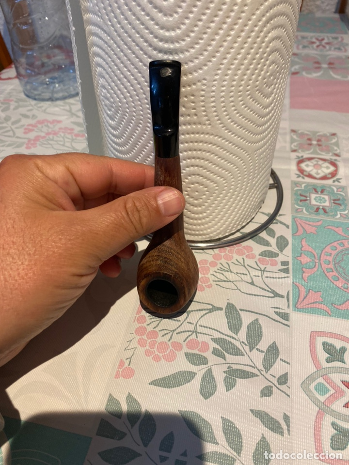 Pipas de fumar: Pipa de fumar madera. Ver fotos - Foto 2 - 260770785