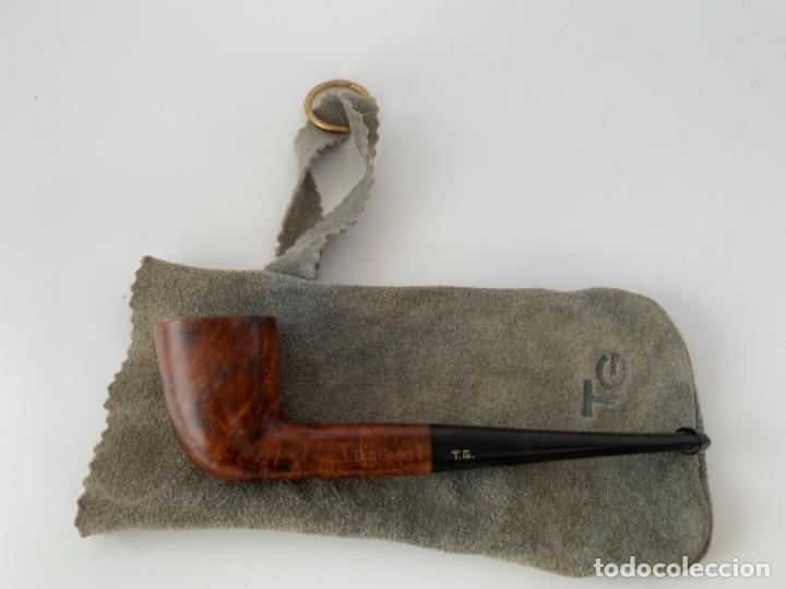 Pipas de fumar: PIPA DE FUMAR PIPE TARGARD DE LUXE 401 TAR GARD - Foto 7 - 264788189