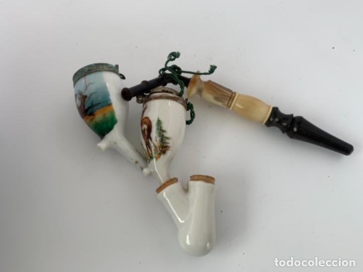 Pipas de fumar: PIPA DE FUMAR TABACO OPIO PIPE - Foto 8 - 264791609