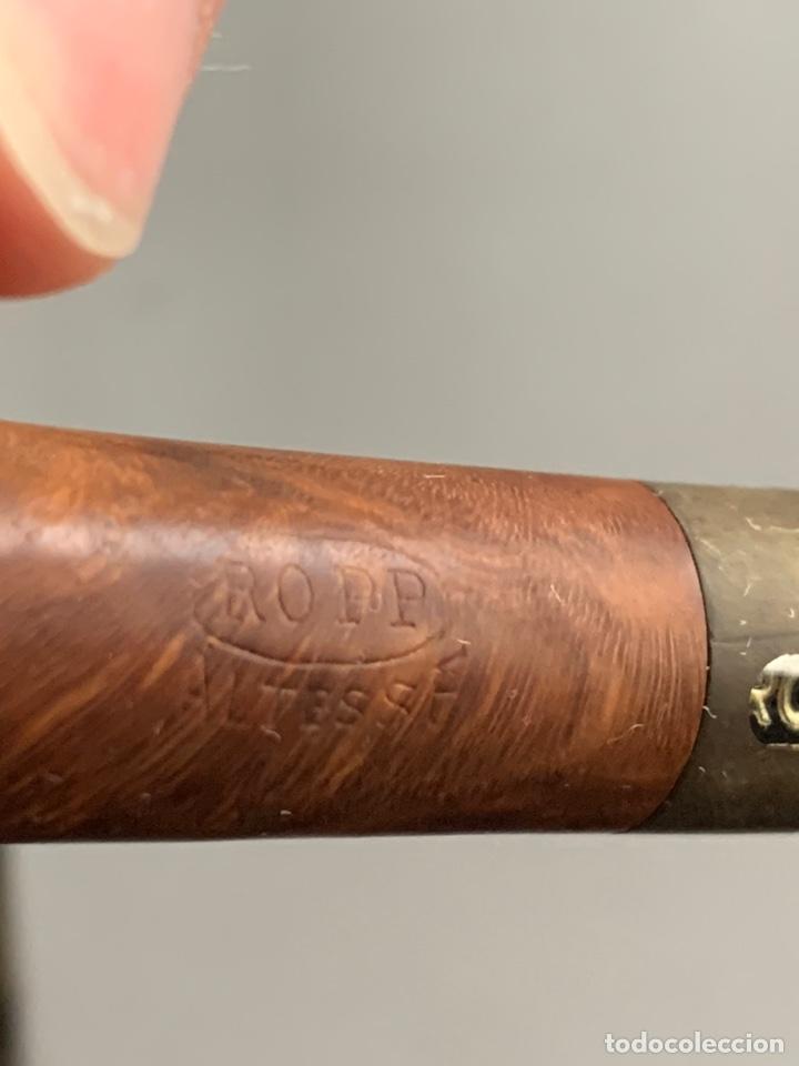 Pipas de fumar: Lote 12 PIPAS ANTIGUAS. Dr.PLUMB/EVERTEST/TOSCANA/SALVATELLA - Foto 5 - 267239684