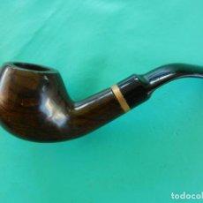 Pipas de fumar: PIPA PARA FUMAR - CAZOLETA GRANDE - SIN MARCA - VER FOTOS.. Lote 268958504