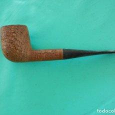Pipas de fumar: PIPA BRIO HIGH CLASS BRIAR - CAZOLETA LABRADA - VER FOTOS.. Lote 268961254