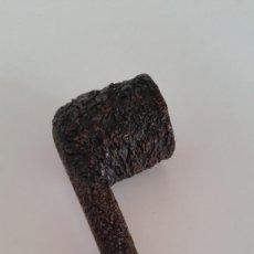 Pipas de fumar: EXPLENDIDA PIPA HECHA EN MADERA ,CARVALLO MACIZA. Lote 277427668