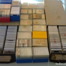 Pipas de fumar: GRAN LOTE 900 DIAPOSITIVAS. FOTOS AÑOS 70 - 80. SIMAS CUEVAS ESPELEOLOGÍA BARRANQUISMO. 4,7KG. Lote 295455318