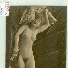 Postales: (PS-10686)POSTAL FOTOGRAFICA EROTICA PRINCIPIOS DE SIGLO(ORIGINAL). Lote 12753819
