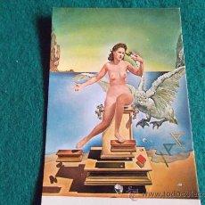 Postales: POSTALES-LEDA ATOMICA-GRAFICAS HARRIS-D2. Lote 29552641