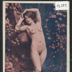 Cartes Postales: DESNUDO - (13.289). Lote 35901378