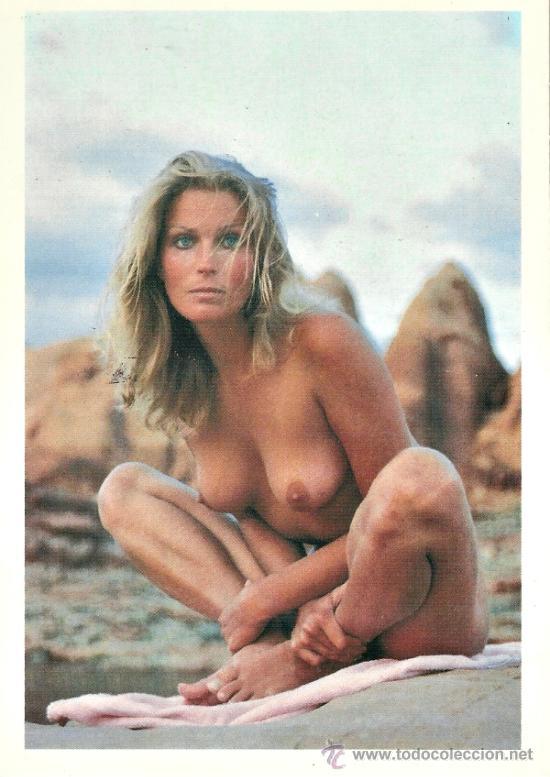 Postal Desnudo Bo Derek