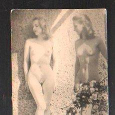 Postales: FOTOGRAFIA EROTICA. 9 X 13CM.. Lote 42239490