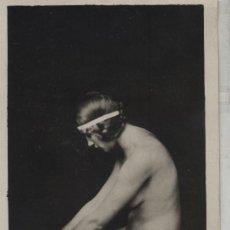Postales: POSTAL ALEMANA: DESNUDO MAGNUS WEIDEMANN ( SERIE 123 ) - CIRCA 1920 * DECO * . Lote 46170792
