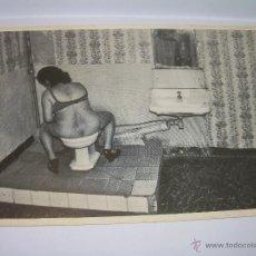 Postales: ANTIGUA POSTAL.....MUEBLE BARCELONA....JOSEP CUNTIES.. Lote 46293422