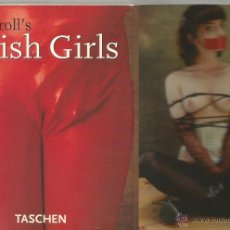 Postais: MINI LIBRO FOTOGRAFIAS DIBUJOS ERIC KROLL´S FETISH GIRLS TASCHEN ED 1996 NIÑAS FETICHE. Lote 50474555