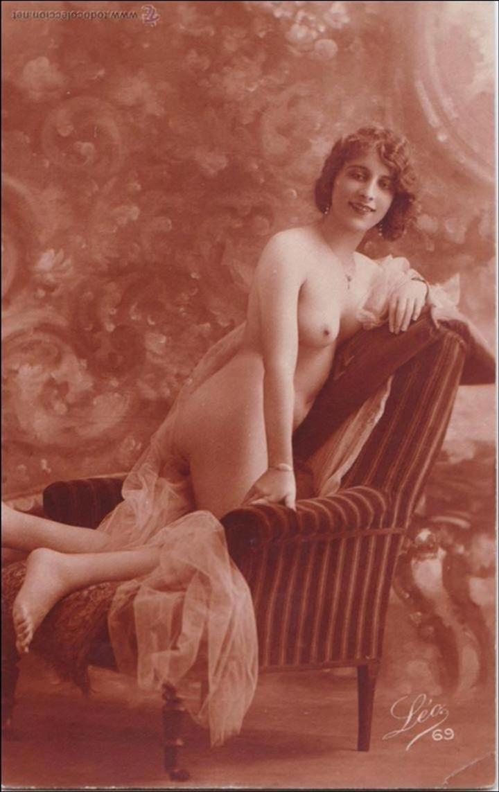 Leo vintage nudes #12