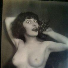 Postais: FOTO POSTAL EROTICA ART DECO SERIE 1047 NP. Lote 196048073