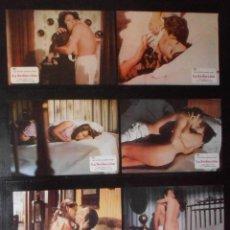Cartes Postales: (1914) LA SEDUCCION,LISA GASTONI,MAURICE RONET,12 FOTOCROMOS,VER FOTOS. Lote 56668486