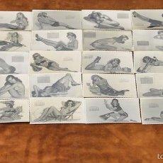 Postales: FO-014. COLECCION DE 27 FOTOGRAFIAS. PIN UP. CALENDARIOS. AÑOS 40-50. . Lote 57258474