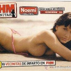 Postales: -56190 POSTAL DESNUDO FEMENINO, EROTICO, FHM VECINITAS, PRECIOSA MUJER. Lote 110316647