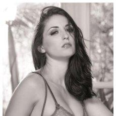 Postales: SEXY CARLOTTA CHAMPAGNE GLAMOUR & FASHION PHOTO POSTCARD (01) - RWP EDITION YEAR 2003. Lote 130939235