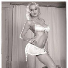 Postales: SEXY MANDY DEE GLAMOUR & FASHION PHOTO POSTCARD (01) - RWP EDITION YEAR 2003. Lote 245085700