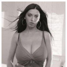 Postales: SEXY MERILYN SAKOVA GLAMOUR & FASHION PHOTO POSTCARD (01) - RWP EDITION YEAR 2003. Lote 227828920