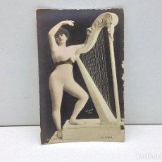 Postales: FOTOGRAFIA DESNUDO FEMENIMO - EROTICO - PORNOGRAFICA S.I. PARIS 26 SERIE Nº 16 - REUTLINGER . Lote 115538295