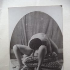 Postales: TARJETA POSTAL EROTICO PORNOGRAFICA.DE EPOCA. Lote 116274207