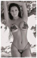 2003 Fritz Willis Pin-Up Desnudos Erotica Para Mujer M//Hoja estampillada sin montar o nunca montada