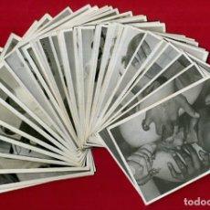Postales: LOTE DE 35 FOTOS, FOTOGRAFIAS EROTICO PORNOGRAFICAS, PORNOGRAFIA , ORIGINALES , BC. Lote 119117071