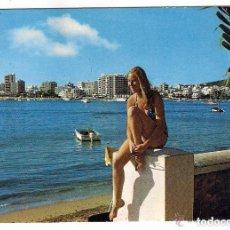 Postales: -61169 POSTAL DESNUDO FEMENINO, EROTICA, IBIZA, ESCUDO DE ORO, PRECIOSA MUJER, A. SUBIRATS CASANOVAS. Lote 120610431
