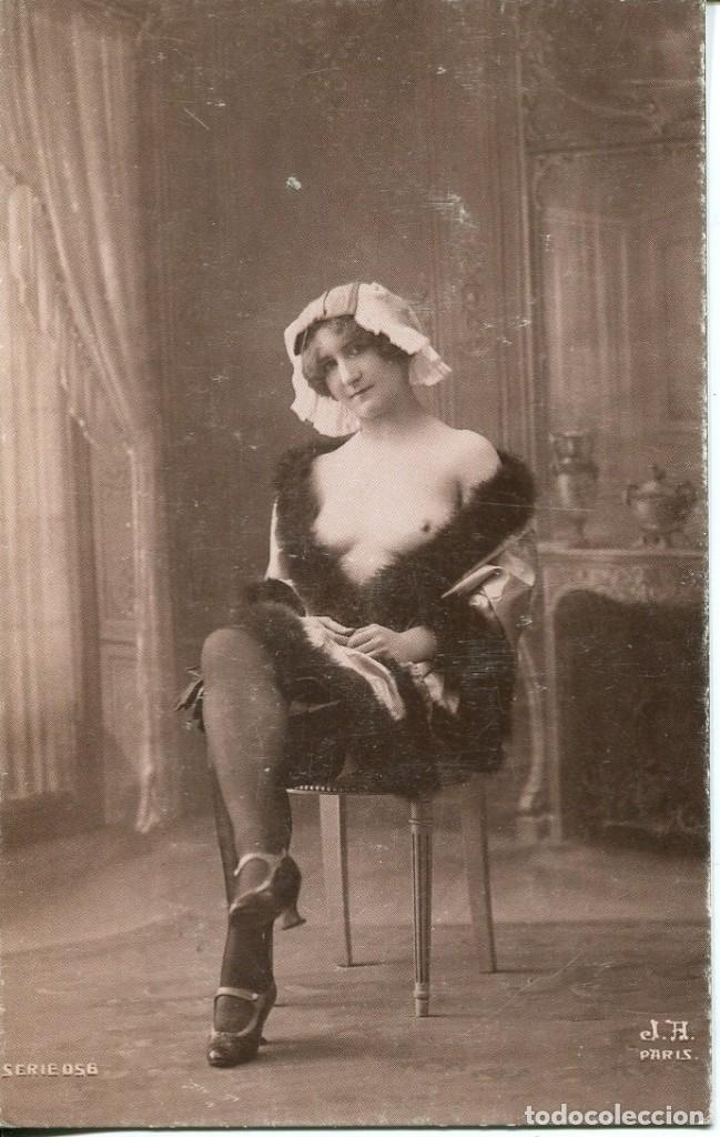 Postales: 3 -TARJETAS POSTALES-DESNUDO MUJER-AÑOS 20- - REPROD. - Foto 3 - 190824190