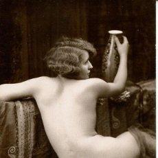 Postales: 3 -TARJETAS POSTALES-DESNUDO MUJER-AÑOS 20- - REPROD.. Lote 190824472