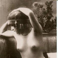 Postales: 3 -TARJETAS POSTALES-DESNUDO MUJER-AÑOS 20- - REPROD.. Lote 190922562