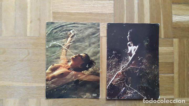 Postales: LOTE 16 POSTALES CHICAS ERÓTICAS. VER FOTOS, SE MUESTRAN TODAS - Foto 3 - 196508195