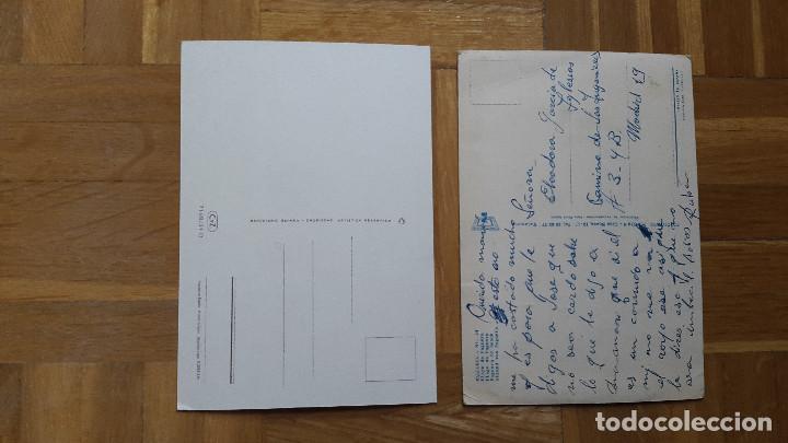 Postales: LOTE 16 POSTALES CHICAS ERÓTICAS. VER FOTOS, SE MUESTRAN TODAS - Foto 10 - 196508195