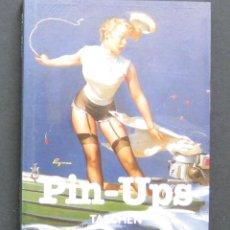 Postales: PIN-UPS – PEQUEÑO LIBRO TASCHEN, 1996. Lote 206810620