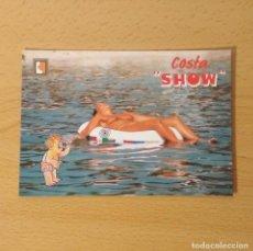 Postales: POSTAL COSTA SHOW Nº 32. COMERCIAL ESCUDO DE ORO. CEDOSA. SIN CIRCULAR.. Lote 74909007
