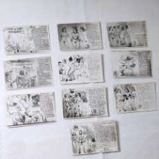 """Postales: COLECCIÓN 10 FOTOS PORNO ERÓTICAS ( NUMERADAS) """"ROBÍN DE LOS BOSQUES"""" - WISTO BUENO - CAPÍTULO 4. Lote 230804455"""
