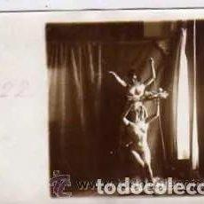 Postales: FOTOGRAFÍA ORIGINAL 8,50 X 6 CM. DESNUDO ARTÍSTICO.. Lote 236081200