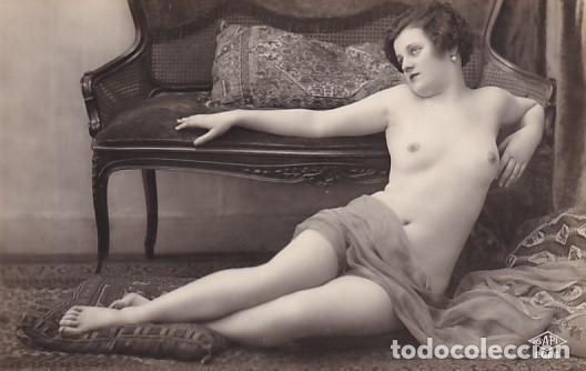 FOTOGRAFÍA TAMAÑO POSTAL MUJER DESNUDA. SAPI 2066 (Coleccionismo para Adultos - Postales Temáticas - Eróticas y Pin Ups)