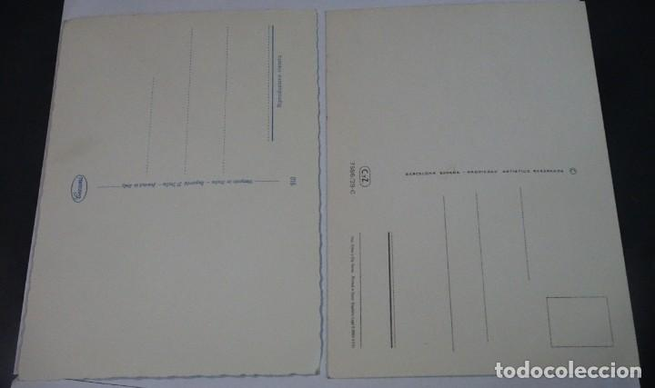 Postales: LOTE DE 2 POSTALES ERÓTICAS AÑOS 70, VER FOTOS - Foto 4 - 245244390