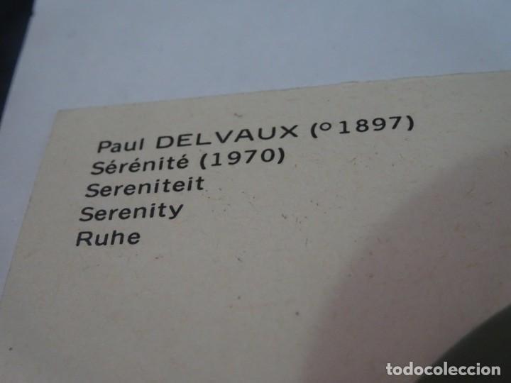 Postales: LOTE DE 2 POSTALES CUADROS , VER FOTOS - Foto 4 - 245244925